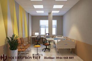 Thiết kế hệ thống phòng khám nhi The Medcare chi nhánh Mỗ Lao, Hà Nội 4