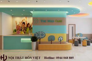 Thiết kế hệ thống phòng khám nhi The Medcera chi nhánh Mỗ Lao, Hà Nội 3