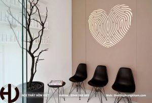 4 ý tưởng phối màu cho phòng khám